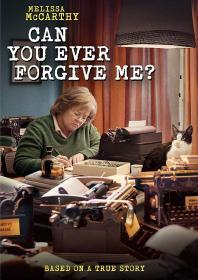 Can You Ever Forgive Me? (2019)(DVD-R)
