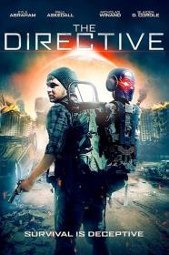 The Directive (2019)(DVD-R)