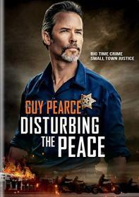 Disturbing the Peace (2020)(DVD-R)