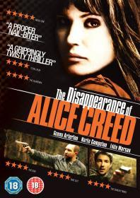 Disappearance of Alice Creed, The (2018) (DVD-R)