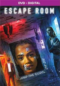 Escape Room (2019)(DVD-R)