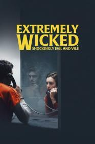 Extremely Wicked Shockingly Evil and Vile (2019)(DVD-R)