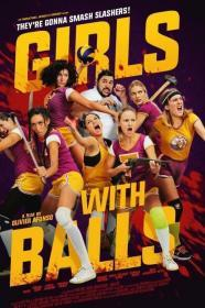 Girls With Balls (2019)(DVD-R)