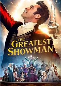 The Greatest Showman (2018)(DVD-R)