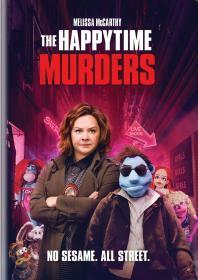 The Happytime Murders (2018)(DVD-R)