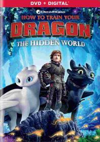 How to Train Your Dragon: The Hidden World (2019)(DVD-R)