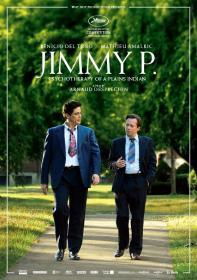 Jimmy P (2014)(DVD-R)