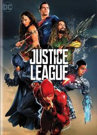 Justice League (2018)(Deluxe)(DVD-R)