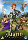 Justin And The Knights of Valour (2014)(DVD-R)