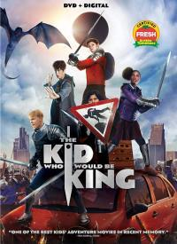 The Kid Who Would Be King (2019)(DVD-R)