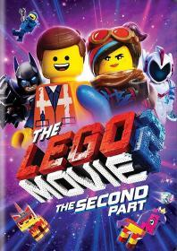 The Lego Movie 2: The Second Part (2019)(DVD-R)