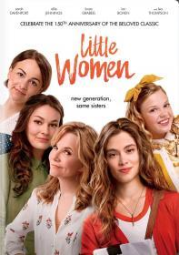 Little Women (2019)(DVD-R)