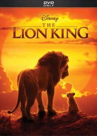 The Lion King (2019)(DVD-R)