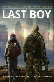 The Last Boy (2019)(DVD-R)
