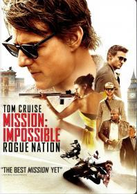 Mission: Impossible - Rogue Nation (2015)(Deluxe)(DVD-R)