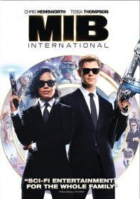 Men in Black International (2019)(DVD-R)