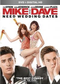 Mike and Dave Need Wedding Dates (2016)(DVD-R)