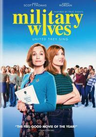 Military Wives (2020)(DVD-R)