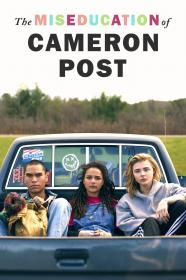 The Miseducation of Cameron Post (2019)(DVD-R)