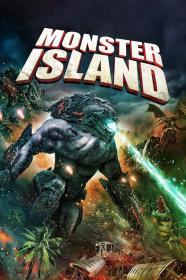 Monster Island (2019)(DVD-R)