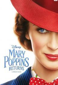Mary Poppins Returns (2019)(DVD-R)