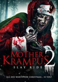Mother Krampus 2: Slay Ride (2018)(DVD-R)