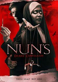 Nuns Deadly Confession (2019)(DVD-R)