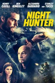 Night Hunter (aka Nomis)(2019)(DVD-R)