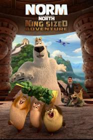 Norm of the North: King Sized Adventure (2019)(DVD-R)