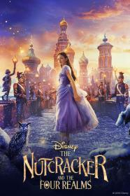 The Nutcracker and the Four Realms (2019)(DVD-R)