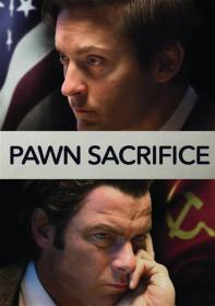 Pawn Sacrifice (2015)(DVD-R)