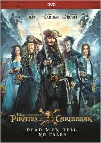 Pirates of the Caribbean: Dead Men Tell No Tales (2017)(DVD-R)
