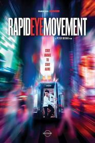 Rapid Eye Movement (2019)(DVD-R)