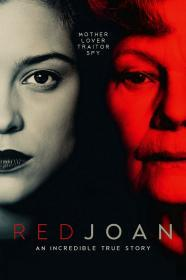 Red Joan (2019)(DVD-R)
