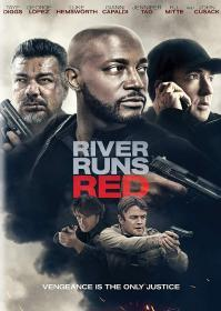 River Runs Red (2018)(DVD-R)