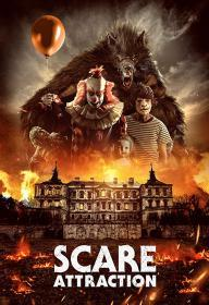 Scare Attraction (2019)(DVD-R)