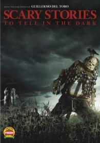 Scary Stories to Tell in the Dark (2019)(DVD-R)