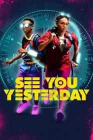 See You Yesterday (2019)(DVD-R)