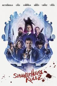 Slaughterhouse Rulez (2019)(DVD-R)