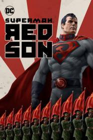 Superman: Red Son (2020)(DVD-R)