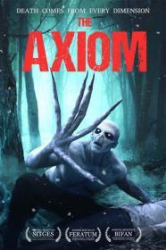 The Axiom (2019)(DVD-R)