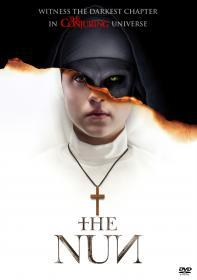 The Nun (2018)(DVD-R)