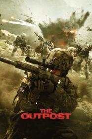 The Outpost (2020)(DVD-R)
