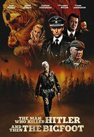 The Man Who Killed Hitler and Then The Bigfoot (2019)(DVD-R)