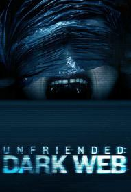 Unfriended: Dark Web (2018)(DVD-R)