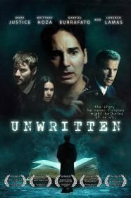 Unwritten (2019)(DVD-R)