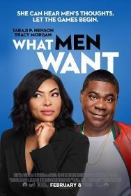 What Men Want (2019)(DVD-R)