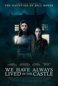 We Have Always Lived in the Castle (2019)(DVD-R)