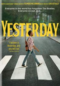 Yesterday (2019)(DVD-R)