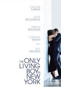 The Only Living Boy in New York (2018)(Deluxe)(DVD-R)
